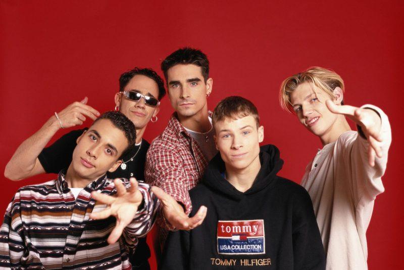 Backstreet Boy musica dos anos 90 para aprender inglês com Cambly