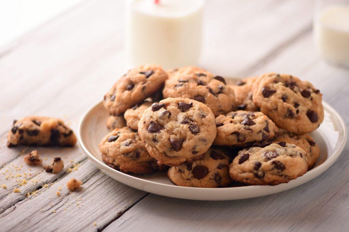 receitas em inglês cookie no cambly