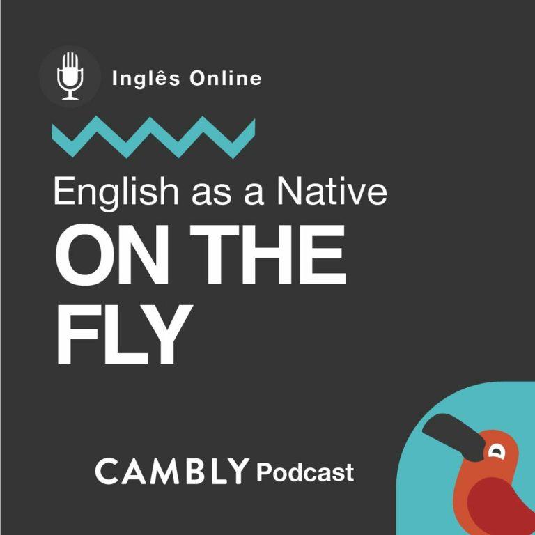 Ep 197. O que é 'on the fly' em Inglês? | English as a Native