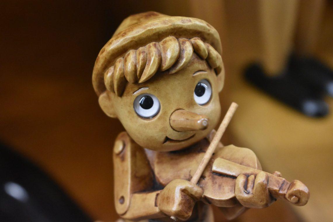 músicas da Disney em inglês pinoquio  aprenda inglês no cambly