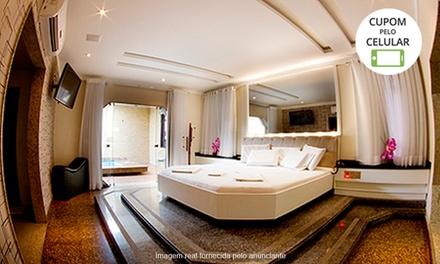 L'Amour Motel – Realengo: período de 6 horas em apartamento Luxo ou suíte Presidencial + drink