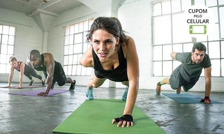 1, 2 ou 3 meses de musculação + artes marciais + Cross Training na Strikers House – Centro