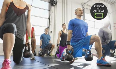 Crossfit BadBull – Anchieta: 1 ou 3 meses de CrossFit, 1 ou 2 vezes por semana