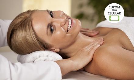 Estheticenter – Aldeota: 1 ou 2 visitas de massagem relaxante + esfoliação dos pés