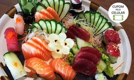 Rodízio japonês para 1 ou 2 pessoas no Kojiro Kous Restaurante – Vila Mariana