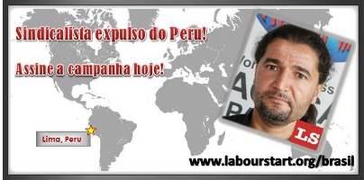 Campanha Labour Start - imagem whats PeruOK
