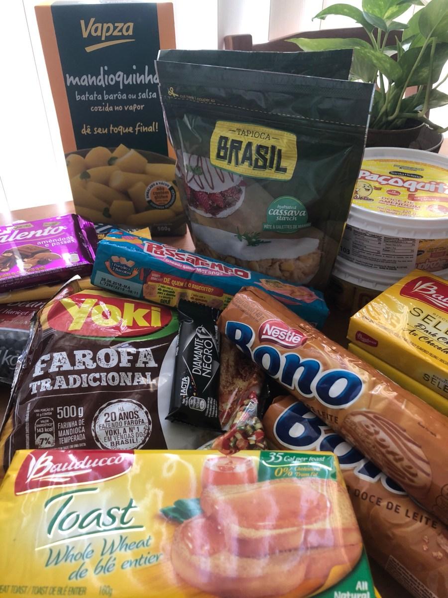 Onde encontrar produtos brasileiros em Toronto