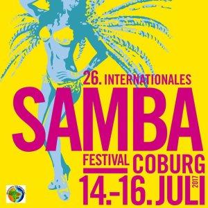 26° Festival do Samba de Coburgo @ Coburg   Coburg   Bayern   Alemanha