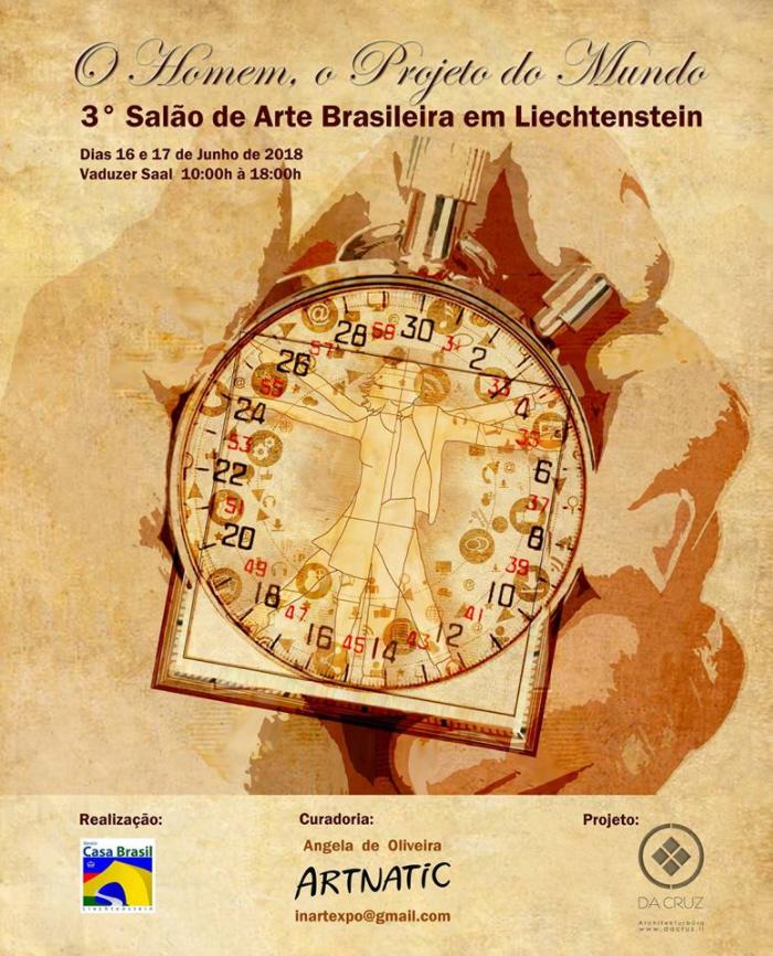 3. Brasilianischen Kunstsalons in Liechtenstein