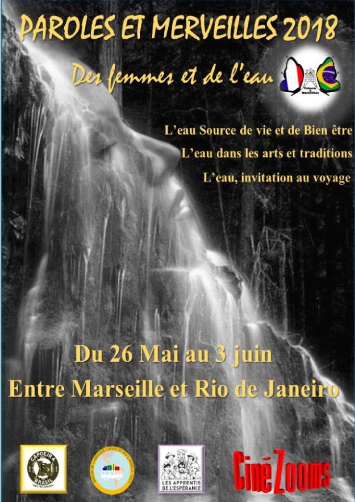 Paroles et merveilles entre Rio et Marseille