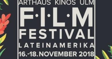 Mostra de Cinema da América Latina em Ulm na Alemanha