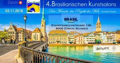 Arte brasileira no Consulado-Geral do Brasil em Zurique