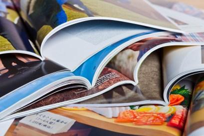 Zeitschriften, Magazine