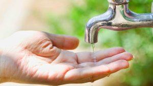 racionamento de água