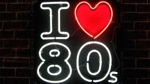 De volta aos anos 80
