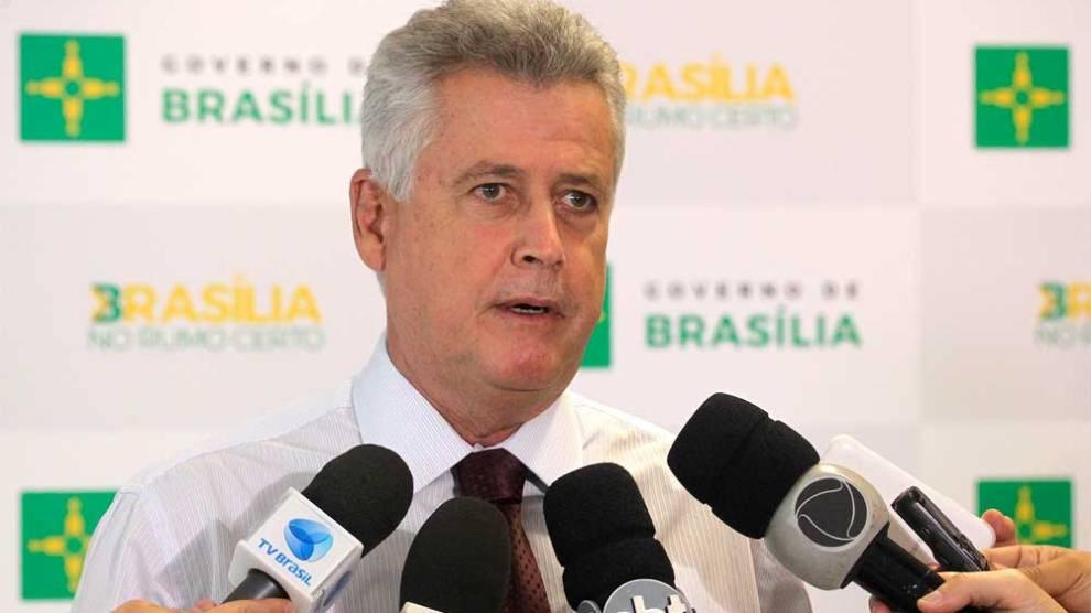 Após críticas pelo descontrole nas manifestações, Rollemberg afirma que responsabilidade e dos governos de Brasília e federal
