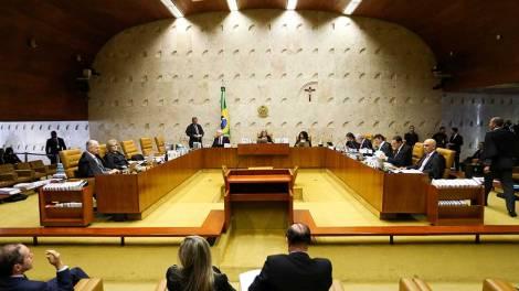 STF julga manter Fachin relator e validação da delação da JBS; AO VIVO