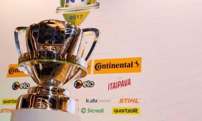Quartas de final da Copa do Brasil ficam sem confrontos estaduais em sorteio