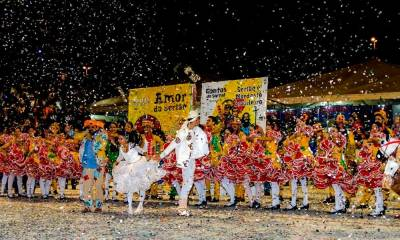 Festa junina da cultura e das artes movimenta Parque de São Sebastião