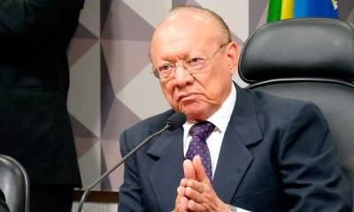 Presidente do Conselho de Ética do Senado é internado em Brasília