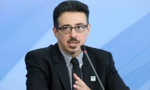 Jornalista Sérgio Sá Leitão toma posse no Ministério da Cultura
