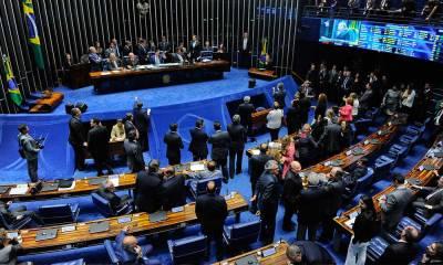 Por 50 votos favoráveis, Senado aprova texto-base da reforma trabalhista