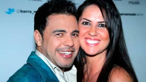 Após vasectomia de Zezé, Graciele revela plano de gravidez
