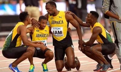 Bolt publica mensagem de agradecimento a fãs e colegas após última corrida