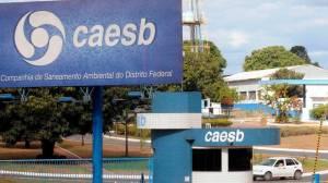 Hoje é o último dia para quitar débitos com a Caesb com 99% de desconto