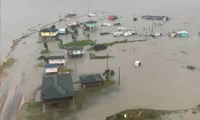 Tempestade tropical Harvey deixa 6 mortos no Texas