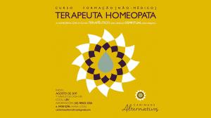 Curso de Terapeuta Homeopata para não-médicos
