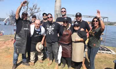 1ª edição d'O Churrasco reuniu os melhores churrasqueiros em Brasília
