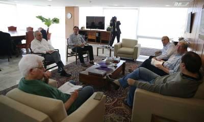 Temer se reúne com Maia e Eunício no Planalto para discutir agenda de votações