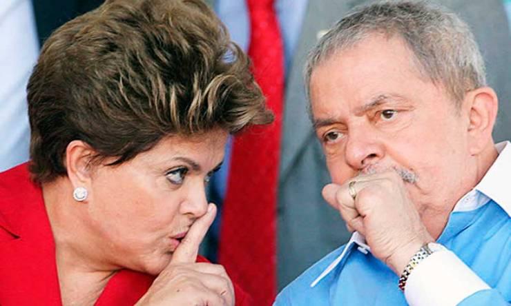 Por obstrução de Justiça, PGR apresenta nova denúncia contra Lula e Dilma