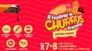 2º Festival do Churros de Brasília