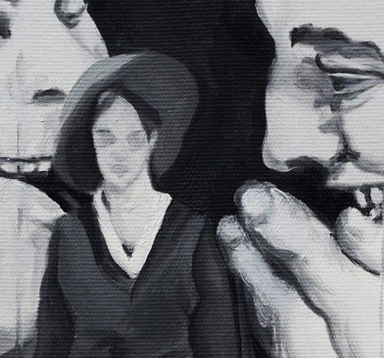 Voz e gestual são foco de exposições na Alfinete Galeria