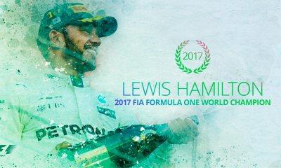 Hamilton chega em 9º no México e garante o tetra na F1