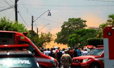 Tragédia em Goiânia: Adolescente que atirou em colegas disse que se inspirou em Columbine e Realengo