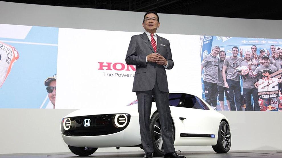 Conheça as novidades da Honda na 45ª edição do Salão do Automóvel de Tóquio