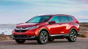 Novo Honda CR-V será lançado no brasil entre janeiro e fevereiro de 2018