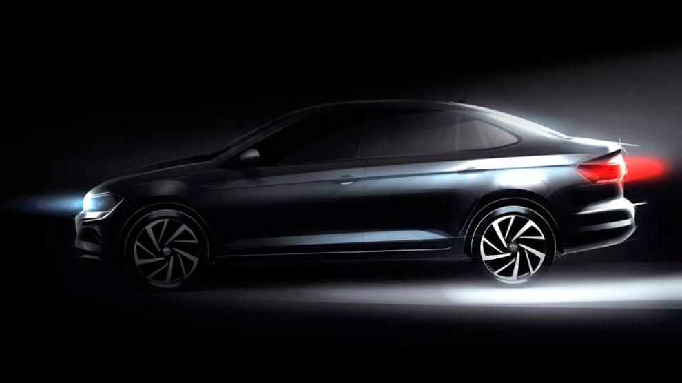 Conheça o novo Volkswagen Virtus, sedã do Pólo, que será lançado em janeiro de 2018