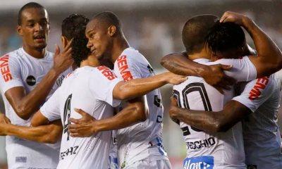 Santos bate reservas do Grêmio e fica perto da vaga na Libertadores