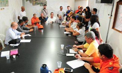 Comitê de crise do Sol Nascente terá plantão 24 horas por dia