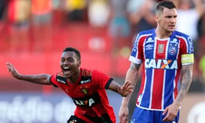 Sport vence, respira no Z-4 e complica o Bahia para a Liberta