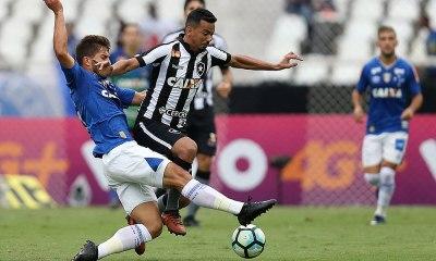 Botafogo empata com o Cruzeiro no Engenhão e fica fora da Libertadores
