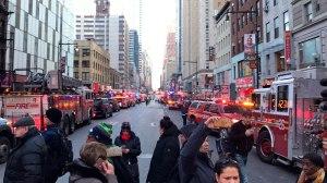 Explosão em metrô de NY foi tentativa de atentado, diz prefeito