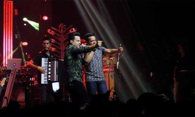 João Neto e Frederico colocaram Brasília para dançar nesta sexta