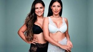e6d50a9a3f Simone e Simaria estrelam campanha de lingerie  confira as fotos