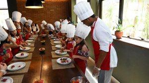 Pequeno Chef Rubaiyat ganha edição de férias