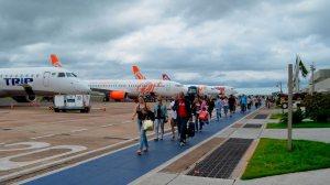 Foz do Iguaçú terá voo direto com Salvador